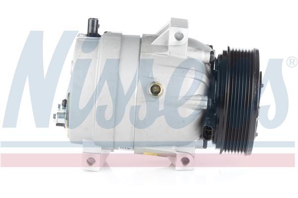 Slika NISSENS - 89267 - Kompresor, klima-uređaj (Klima-uređaj)