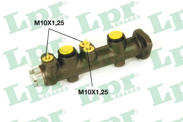 Slika LPR - 6727 - Glavni kočioni cilindar (Kočioni uređaj)