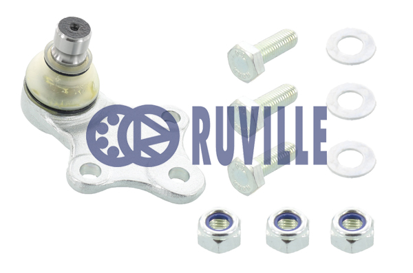Slika RUVILLE - 915957 - Gornja/donja kugla (Vešanje točkova)