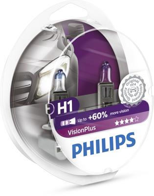 Slika PHILIPS - 12258VPS2 - Sijalica, glavni far (Osvetljenje, univerzalno)