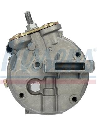 Slika NISSENS - 89057 - Kompresor, klima-uređaj (Klima-uređaj)