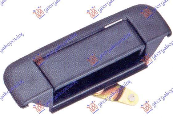 Slika GBG - 098607830 - Brava vrata (Sistem zaključavanja)