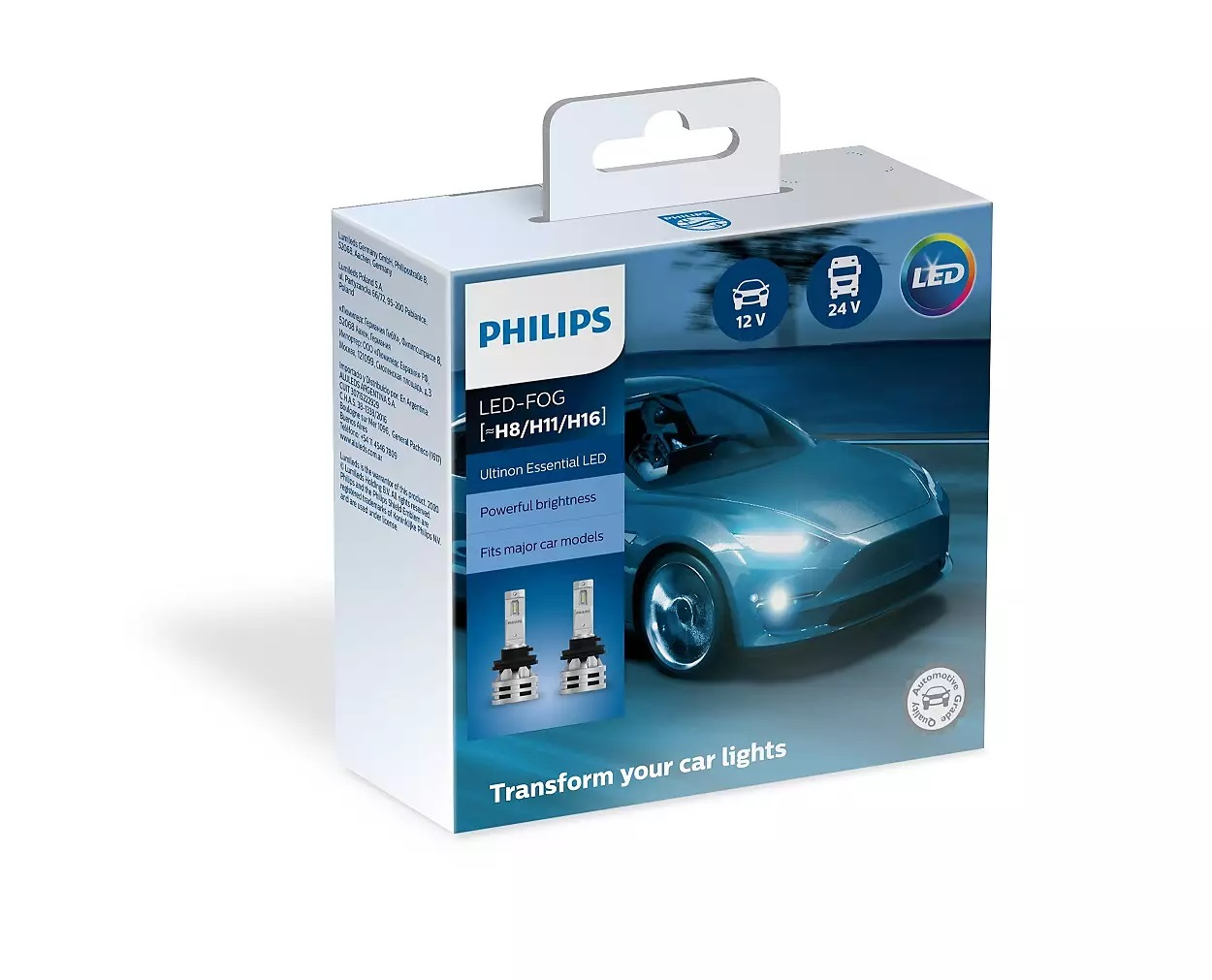 Picture of PHILIPS - 11366UE2X2 - Bulb