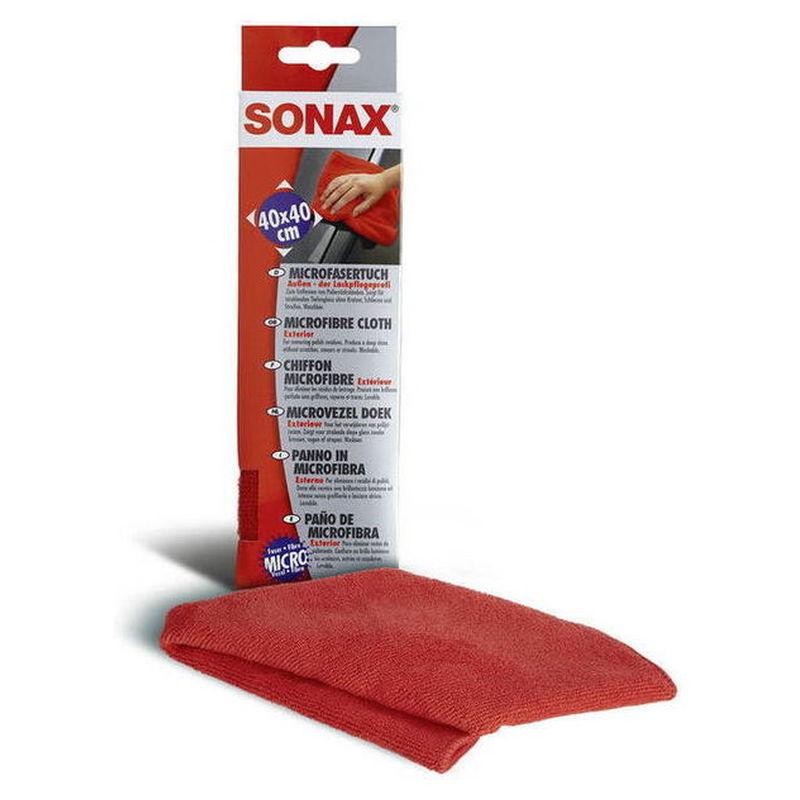 Krpa mikrofiber za poliranje SONAX