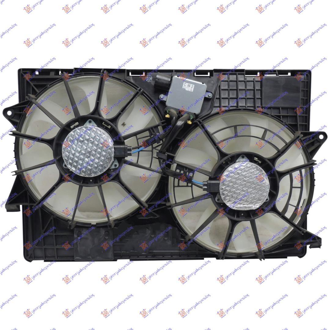 Slika GBG - 180006440 - Elektromotor, ventilator hladnjaka (Hlađenje)