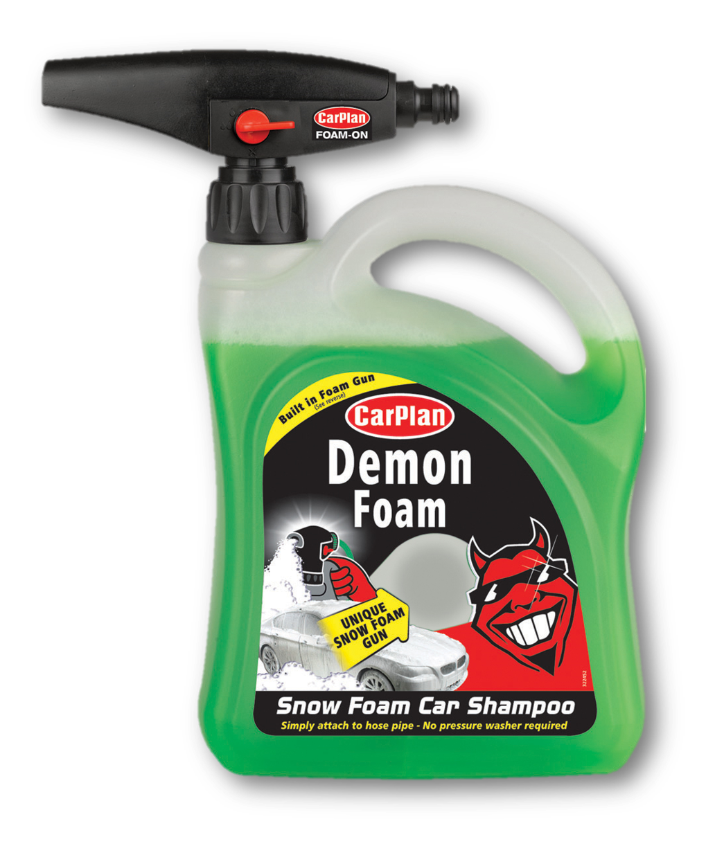 Picture of Carplan Demon Foam With Snow Foam Gun 2Ltr