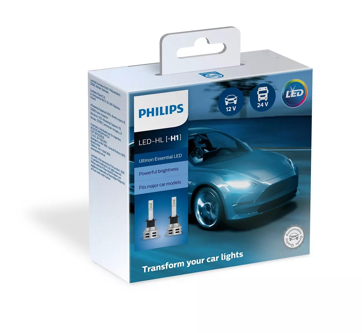Picture of PHILIPS - 11258UE2X2 - Bulb