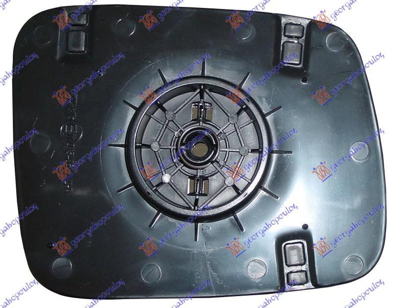 Slika GBG - 063607612 - Staklo za retrovizor, spoljašnji retrovizor (Karoserija)