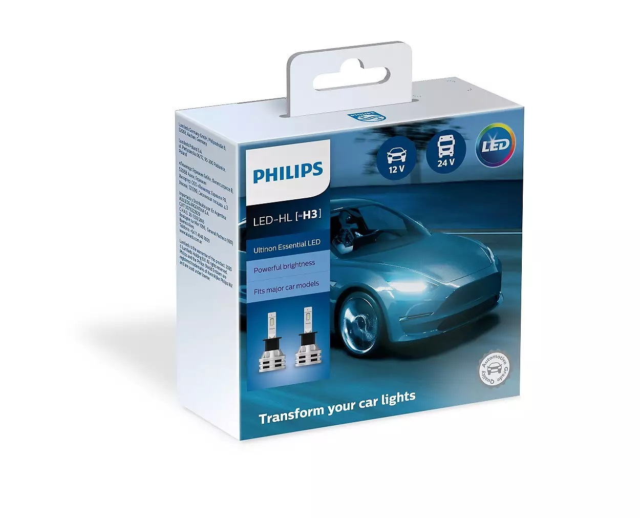 Picture of PHILIPS - 11336UE2X2 - Bulb