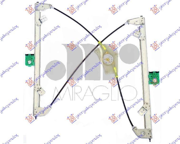 Slika GBG - 291607052 - Podizač prozorskog stakla (Unutrašnja oprema)