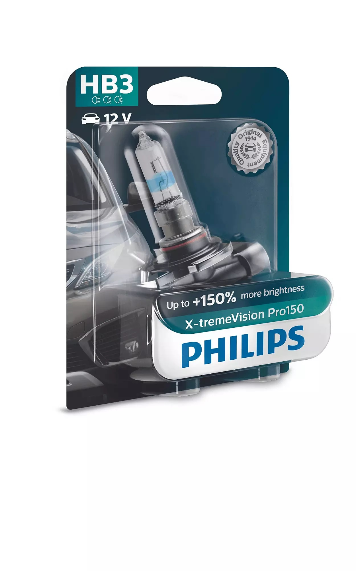 Picture of PHILIPS - 9005XVPB1 - Bulb