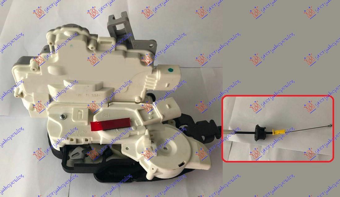 Slika GBG - 126107231 - Brava vrata (Sistem zaključavanja)