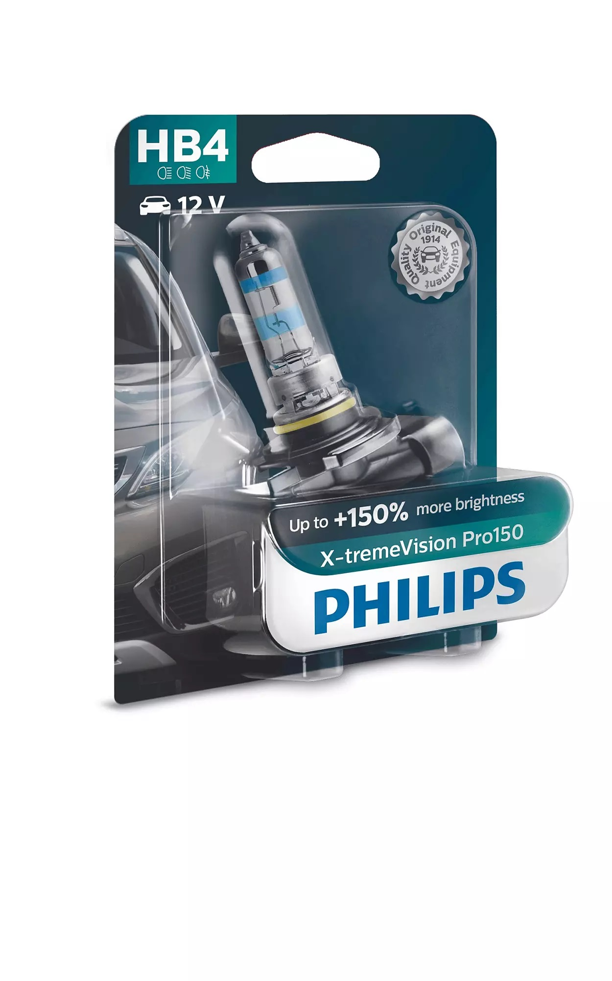 Picture of PHILIPS - 9006XVPB1 - Bulb