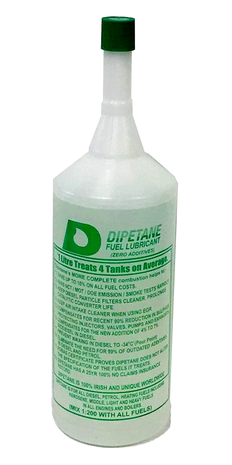 Picture of Dipetane 1L Fuel System Treatment