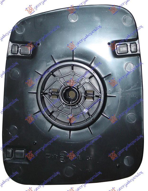 Slika GBG - 063607601 - Staklo za retrovizor, spoljašnji retrovizor (Karoserija)