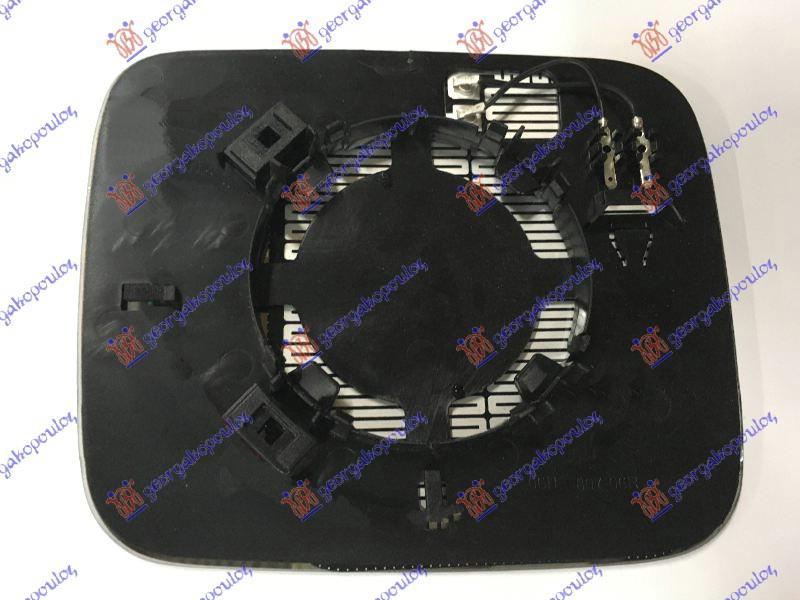 Slika GBG - 181007601 - Staklo za retrovizor, spoljašnji retrovizor (Karoserija)